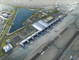 Berksan Is Awarded By Arabtec & TAV Construction Joint Venture For Bahrain International Airport Modernization Project.