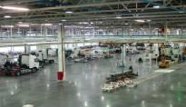 Volvo Truck Assembly Plant - 15.000 Trucks/Year