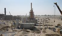 Yemen LNG Facilities - Phase II  Construction Work