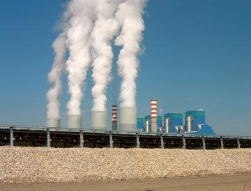 Afşin Elbistan B Power Plant - 4x360MW Coal Fired