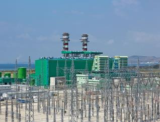 Erzin Power Plant - 900MW Natural Gas Combined Cycle
